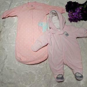 Onesie Pajamas by Cater's